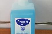 GEL καθαρισμού χεριών 70% 500ml